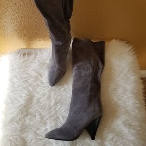 Michael Kors Collection Suede Boots 39.5